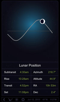 Luna Solaria: A Moon Phases App for iPhone, Android